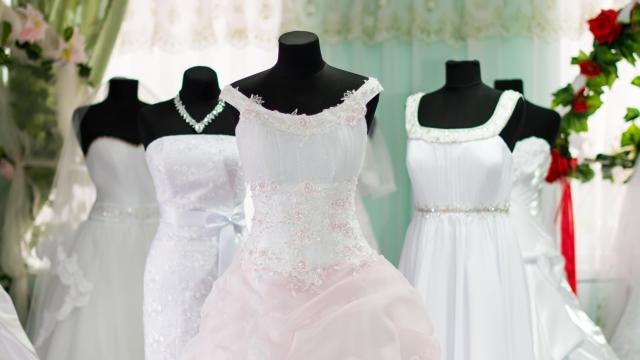 When a Louisiana bridal shop abruptly closed its doors, it threatened to leave a dozen brides stranded before they even made it to the altar. (Deseret Photo)