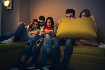 All scary movies are not not created equal when it comes to scariness levels. Here is a list of five scary movies currently streaming on Netlix that are different scary levels. (Deseret Photo)