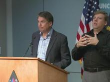 McCrory: 2 more deaths reported as flood waters recede