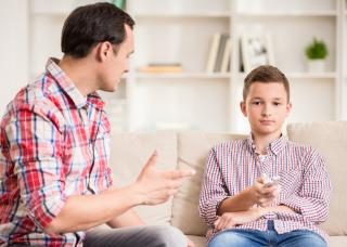 With sexual assault accusations against Donald Trump filling the news, parents might find themselves having conversations about assault sooner than they anticipated. (Deseret Photo)