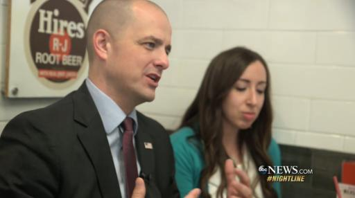 McMullin, who's received a number of favorable poll numbers over the last few weeks, has seen his name surge among national media outlets, like The Los Angeles Times. (Deseret Photo)