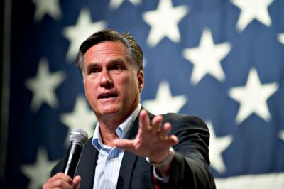 As ABC News reported, Romney said at an event hosted by the U.S. Chamber of Commerce that he often asks himself why he didn't run for president this year. (Deseret Photo)