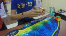 IMAGE: Have You Seen This? There's a new Rubik's Cube world record