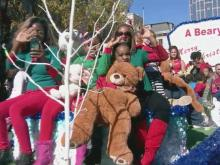 WRAL-TV Raleigh Christmas Parade, presented by Shop Local Raleigh