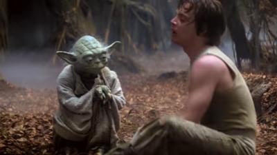 Watch Yoda break it down to explain the dangers of seagulls to Luke Skywalker. (Deseret Photo)