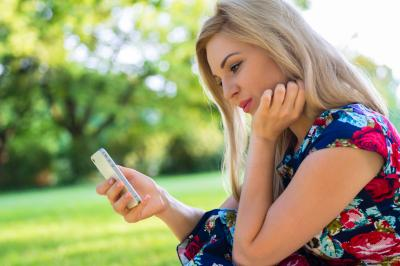 Tinder is making its presence known for people across the country. But some users aren't exactly who they say they are. (Deseret Photo)