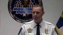 Roxboro Police Chief David Hess