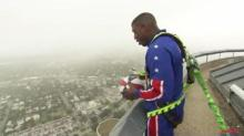 IMAGE: Have You Seen This? 583-foot basketball shot off Tower of the Americas