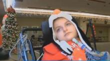 IMAGE: Terminal, quadriplegic boy wishes for nothing more than Christmas cards