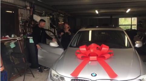 An Australian mother raised her boys to set goals and work hard, and that lesson paid off in an unexpected way when they surprised her with her dream car they'd saved up for years to buy. (Deseret Photo)