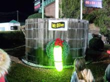 Mt. Olive rings in new year with pickle drop