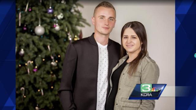 The 26-year-old truck driver left his home in California on Jan. 17 en route to New York.  (Screenshot from NBC News affiliate KCRA 3, Sacramento.) (Deseret Photo)
