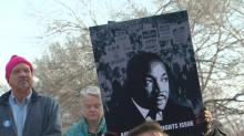 IMAGE: Mass Moral March recommits to MLK's fight
