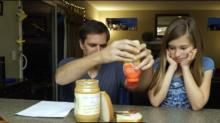 IMAGE: Have You Seen This? Kids fail to teach Dad how to make a PB&J