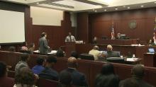 Survivor of fatal Wendell attack testifies