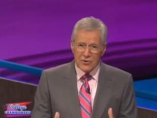 "Alex Trebek — the Canadian septuagenarian who has hosted ""Jeopardy!"" since 1984 — is making waves after a rap category on the perpetually popular game show has the internet in a tizzy. (Deseret Photo)"