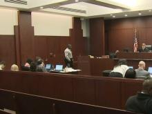 Sentencing phase continues in Holden death penalty case