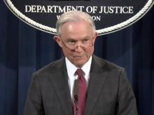 Sessions discusses Russia controversy
