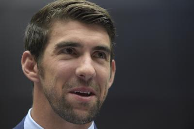 Olympic swimmer Michael Phelps testifies on Capitol Hill in Washington, Tuesday, Feb. 28, 2017, before the House Commerce Energy and Commerce subcommittee hearing on the international anti-doping system. (AP Photo/Susan Walsh) (Deseret Photo)