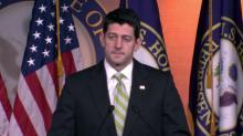 Ryan discusses failed ACA repeal effort