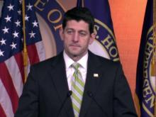Ryan discusses failed ACA repeal effort
