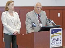 Wake officials discuss SBI probe