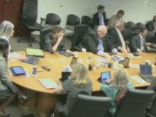 Wake County Board of Ed work session