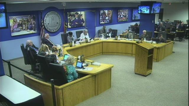 In Wake County, candidates for school board run without party affiliation.
