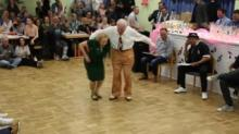 IMAGE: Have You Seen This? Elderly couple will boogie-woogie into your heart
