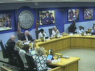 Wake County school board regular meeting