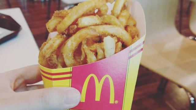 McDonald's recently launched Twister Fries to its menu in both Singapore and the Philippines. (Deseret Photo)
