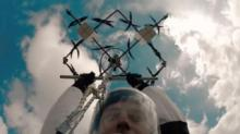 IMAGE: Have You Seen This? Skydiving from a drone