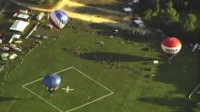 Sky 5 soars over Balloon Fest