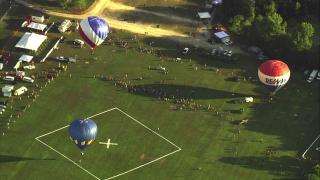 Sky 5 soars over Balloon Fest competition