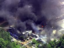 Breaking: Henderson fire