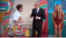 IMAGE: Have You Seen This? Hysterical man sets new Plinko record