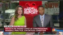 NBC Special Report: Updates on congressional baseball practice shooting