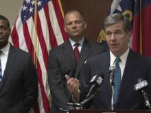 Gov. Cooper holds GenX briefing to discuss Cape Fear River investigation