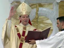 Catholic leaders dedicate Raleigh cathedral