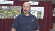NCDOT gives update on I-440 improvement project