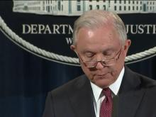 AG Jeff Sessions holds DACA briefing