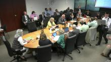 Wake County school board work session