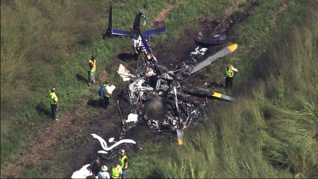 A Duke Life Flight medical helicopter crashed in Perquimans County in northeast North Carolina on Sept. 8, 2017, killing four people.
