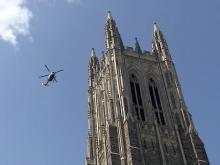 Duke honors Life Flight crew, patient killed in crash