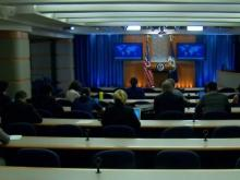 Senate Republicans speak after abandoning  Obamacare repeal efforts for now