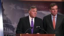 Burr discusses Russian election meddling probe