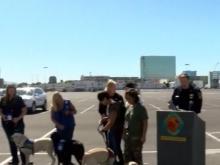 Las Vegas police provide update on shooting investigation