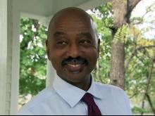 Raleigh mayoral candidate Charles Francis