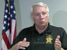 Harnett County Sheriff Wayne Coats