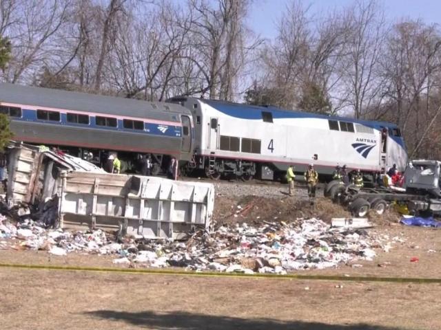 NC Congress members uninjured in Virginia train crash